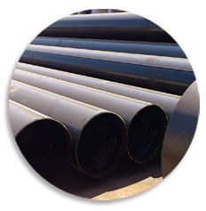 A53 GR. B Carbon Steel Seamless Pipes stockist & suppliers